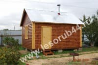 Защита древесины дома